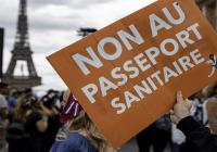 Covid-19: En Francia 161 mil trazan pautas basta yá de «dictadura sanitaria» y de «infundir miedo»; Vídeo