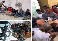 Policías abaten asesinos de Moise pero estos vídeos muestran pueblo capturó a los vivos