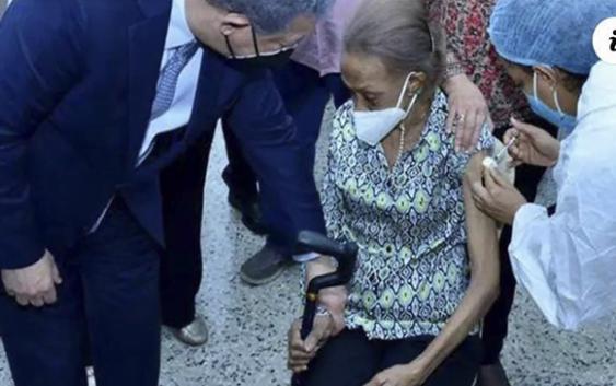 Presidente Leonel Fernández informa el fallecimiento de su madre Yolanda Reina; Tuit