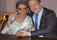 Leonel Fernández anuncia regreso forzoso al país tras caída de su madre Yolanda