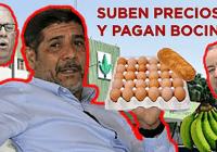 Limber Cruz compra bocinas de Danilo por 6,226,395; Cavada, Hoy Mismo, Julito, Canal 5, Grabriel del Río, La Tora