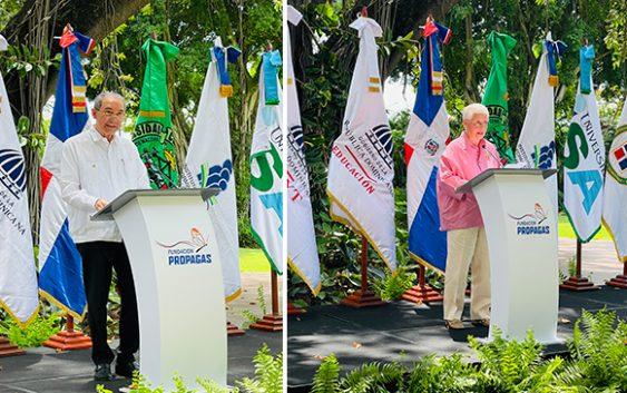 Mescyt aprueba Especialidad de Educación Ambiental lanzada por la Fundación Propagas