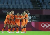 Brasil, Japón, Países Bajos y Suecia ganan en Torneo Olímpico Femenino de Fútbol
