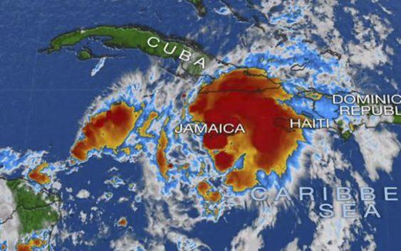 Huracán Elsa que a su paso por la RD se degradó a tormenta tropical deja dos personas fallecidas
