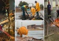 Tormenta Tropical Fred: Tras 24 horas lloviendo sin parar capital se normaliza; ADN realiza intensa jornada