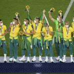 Tokio 2020: Brasil venció a España y se alza con el Oro en el fútbol masculino