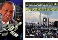 Corrupción al Desnudo afirma Euri Cabral es un ladrón «Ese sucio vive en torre Caney» dijo; Vídeo