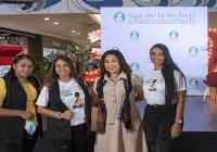 La Liga de La Leche celebró la Semana Mundial de la Lactancia Materna 2021 con varias actividades