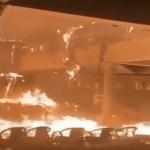 Incendio de gran magnitud afecta hotel Iberostar Costa Dorada en Puerto Plata; Vídeos