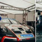 Jimmy Llibre en Top 10 del Campeonato Porsche Carrera Cup USA conquista 9.ª posición desde atrás