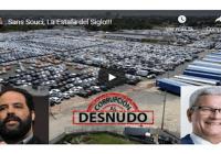 Corrupción al Desnudo presenta primera parte de Sans Soucí «La Estafa del Siglo»; Vídeo
