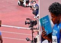 Tokio 2020: Marileidy Paulino de RD gana Plata; S. Miller-Uibo de Bahamas, Oro y A. Félix de USA, bronce