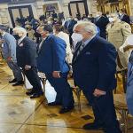 Ochenta y cinco médicos reciben primera recertificación de manos del presidente Abinader