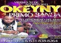 Okeyny Primo Banda y orquesta mañana en La Cabaña Bar & Lounge en Nueva York; Vídeo