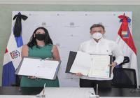 República Dominicana firma acuerdo delimita frontera marítima con el Reino de los Países Bajos