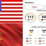 Tokío 2020: Dictador chino se la hizo hasta el último día, pero Estados Unidos «lo dejó con el moño hecho»