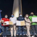 Alcaldía del Distrito Nacional reconoce como hijos adoptivos de SD a medallistas de Tokio 2020