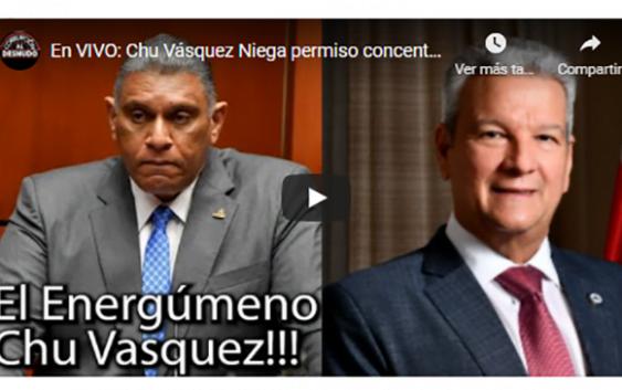 Aunque Chu se confabule con Macarrulla y lo quiera prohibir vamos para la Plaza de la Bandera; Vídeo