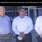 Se querellan contra Lisandro Macarrulla por robo de Sans Souci