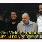 Aspira debatir en justicia robo 12 mil MM de los Vicini al Fonper: Yeni Berenice archivó expediente; Vídeo