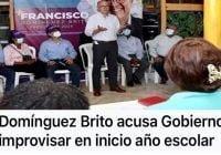 Apañó la corrupción, de Danilo y su priorato (Décima)