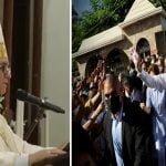 Obispo La Vega mostró satisfacción por acciones gobierno en lucha contra corrupción; Felicita MP; Vídeos