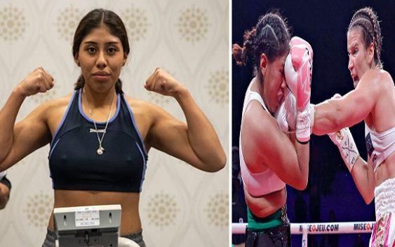 Deporte o negocio de irracionales? Matan por nocaut boxeadora Jeanette Zacarías de 18 años; Canadá investiga