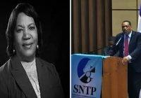 SNTP envía condolencias a la presidente del CDP Mercedes Castillo por muerte de su madre