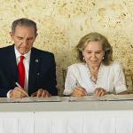 Convenio entre Mescyt y Fundación MIR beneficiará a jóvenes meritorios y de escasos recursos de La Romana