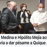 Era evidente el descuido, del presidente Medina (Décima)