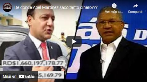 Relata parte de la fortuna que tiene Abel Martínez «sin dar un golpe de tambora» y se enfada; Vídeo