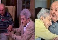 Amor de madre… con 98 años de edad se muda a un asilo para cuidar a su hijo de 80 años; Vídeo