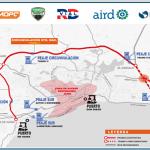 ADN informa este domingo Inicia proyecto piloto para medición temporal transporte de carga en el DN
