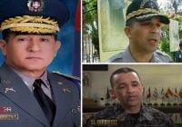 Abinader designa generales Eduardo Alberto Then y Orison Olivense Minaya director y subdirector de la PN