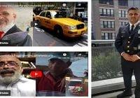 Esta vergüenza dominicana en USA al verse acorralado por policía de Maryland volteó su modus operandi; Vídeos