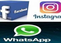 Facebook, Instagram y WhatsApp fuera de servicios en casi todo el mundo
