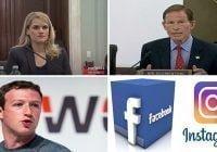 Gracias a Telemundo vídeo en español: Exempleada Facebook expone daños a niños causa Mark Zuckerberg