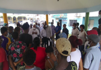 Exdiputado Héctor Marte encabeza encuentro del Movimiento Fuerza Balaguerista en Guachupita