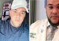 Un año prisión contra asesino médico encontrado calcinado y atado de pies y manos; Versión muy sospechosa
