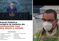 Sacerdote Catedral Santiago Apóstol adierte a Abinader él no va a vivir en dictadura; Vídeo
