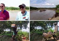 Productores bananeros de Amina piden auxilio ante abandono de autoridades del agro; Vídeo